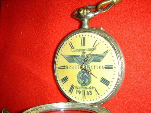 Whay say you about this pocket watch ?