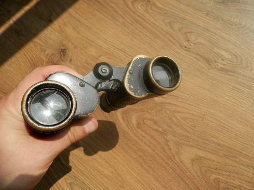 is it a german binoculars?