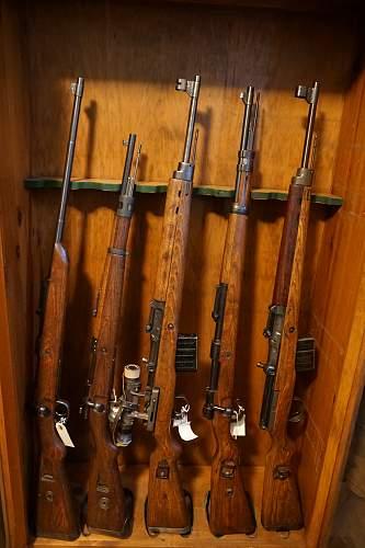 Mauser K98's