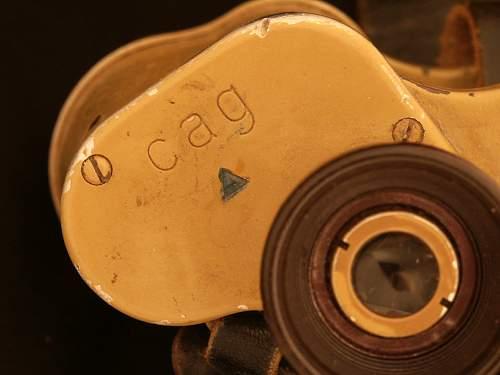 6X30 Binoculars -mm; CAG