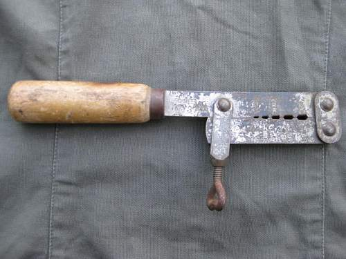 German tool