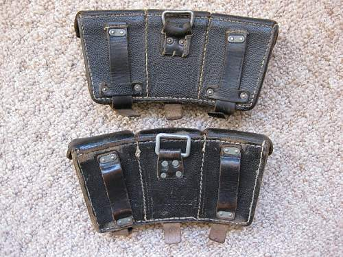 K98 ammo pouches?