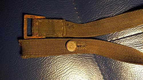 Gasmask canister straps - a good one?
