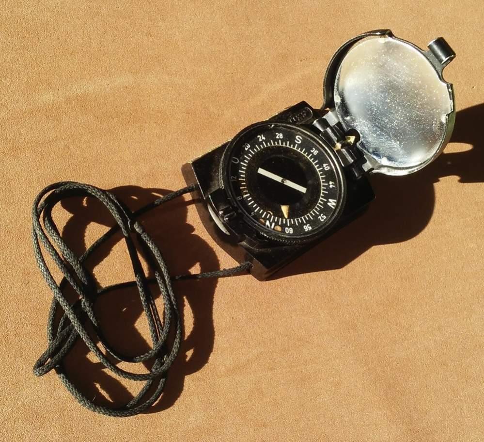 Need Help  German Compass