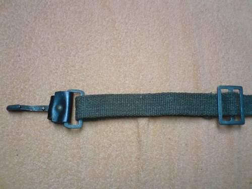 Breadbag strap
