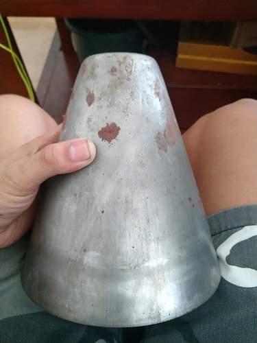 Homemade panzerfaust