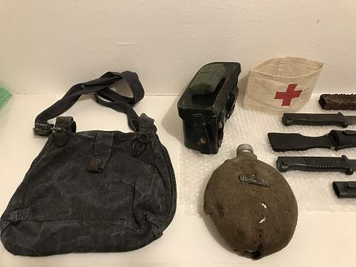 Small ww2 collection.