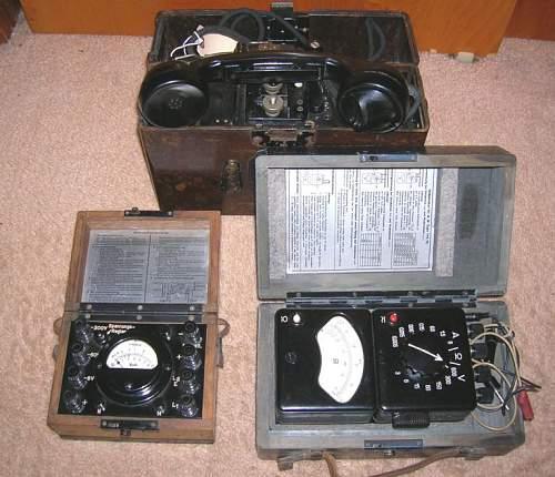 German electronic items