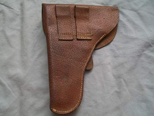 WWII German Holster??