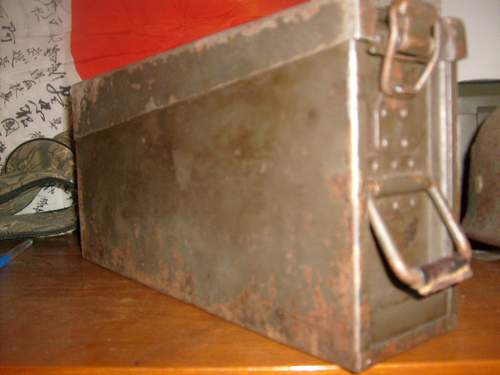 Ammo can question