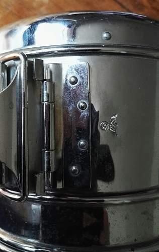 German medical instrument sterilizer
