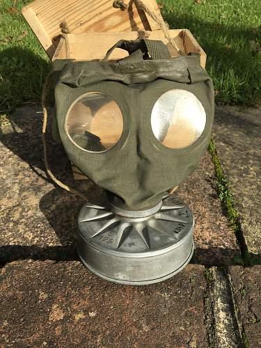 VM 44 Gas Mask