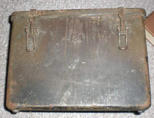 Unknow (at least to me) Box