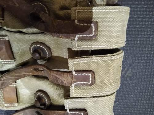 Mp 40 pouches