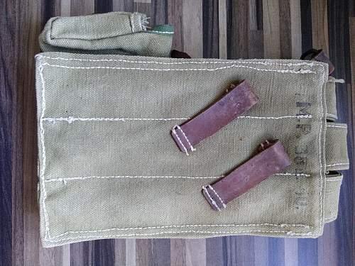 Mp 40 pouches