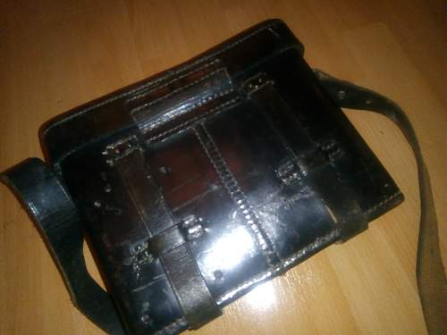 Help needed with  ID of this German pouch