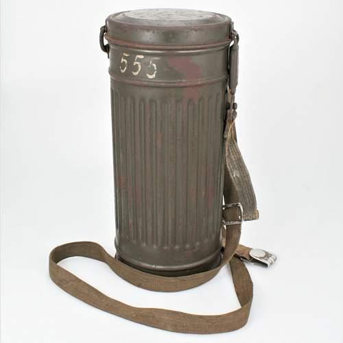 M38 Gas mask