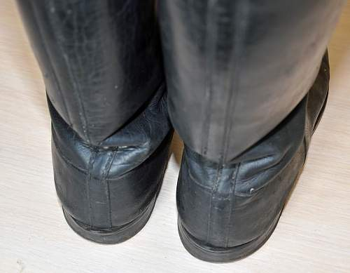 Officers ' boots