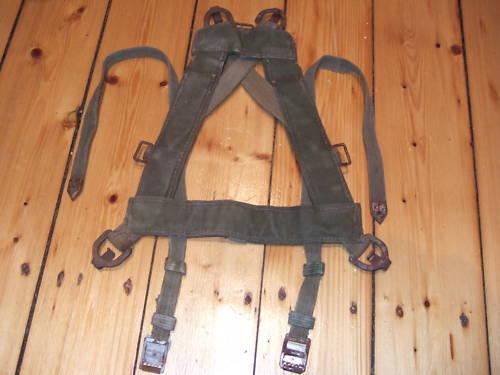 2 A-Frames, leather and tropical - original ?