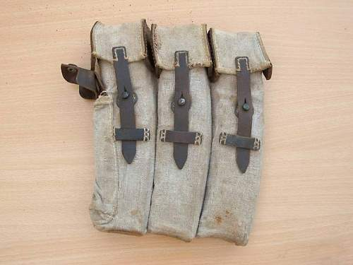 MP44  German magazine-pouch