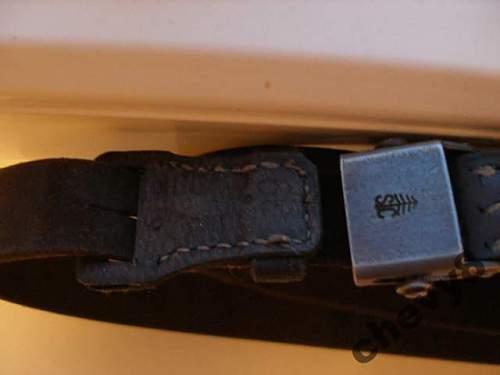 K98 - gun sling