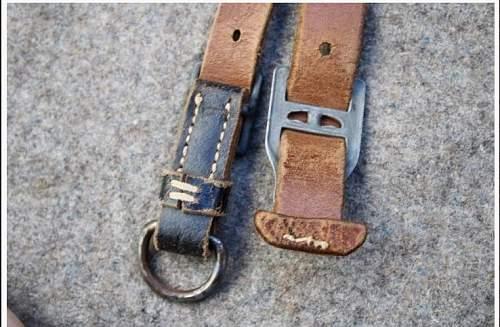 WW2 German Y straps?
