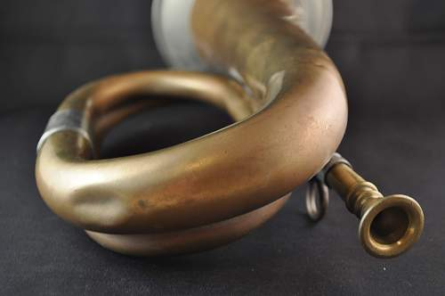 Thoughts???  German Horn/Trumpet