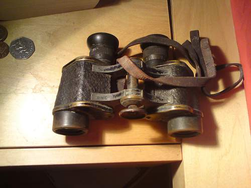 WW2 Binoculars?