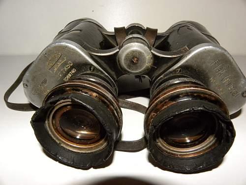 Ziess 7 X 50 Field Glasses