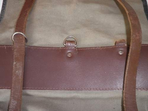 Bag, maybe Wehrmacht?
