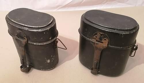 M1910? mess tin / kochgeschirr - need identification