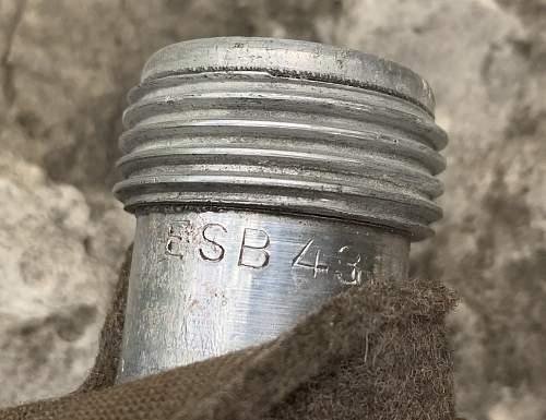 Feldflasche - 1943 - ESB 43