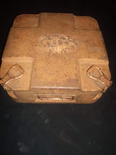 Boxed tellermine 42