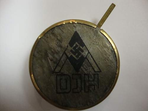 Hitler Youth compass