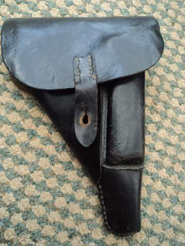 P38 Softshell holster  - please give your opinions