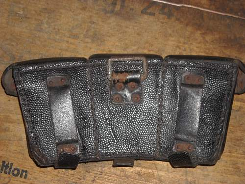 German ammo pouch?