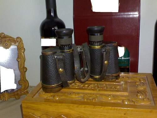 Binoculars found in Greece