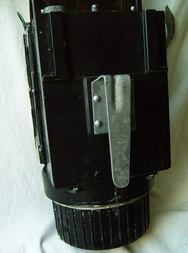German bakelite lantern