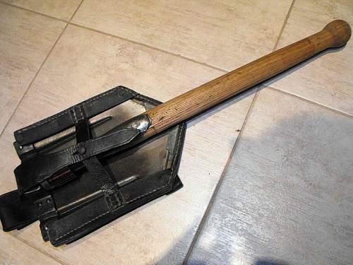 Entrenching Tool/ klappspaten