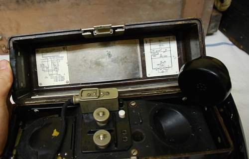 wehrmacht office telephone