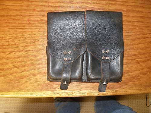 Question on pouch?