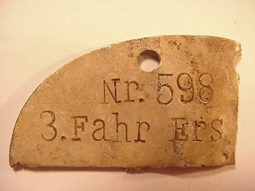 German ww2 ID DISCS,DOGTAGS,OTHER ID TAGS