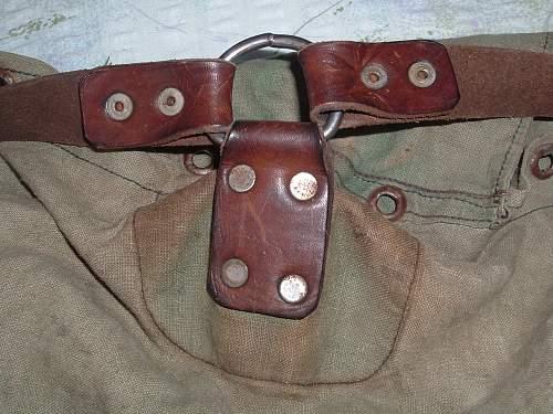 Rucksack find - Wehrmacht WW2 ?