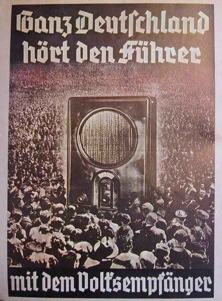 DKE38/ VE301  showed your german radio !!