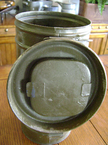Help with Gas Mask Canister Please!