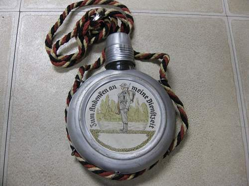 WW2 flask