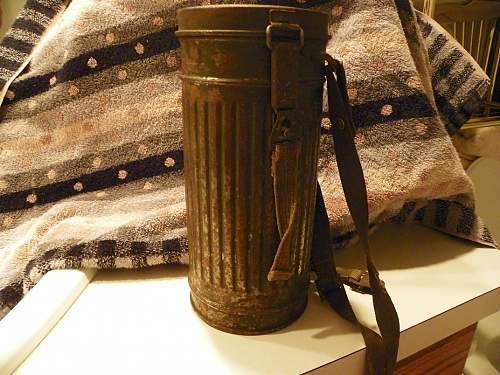Good gas mask canister for ?