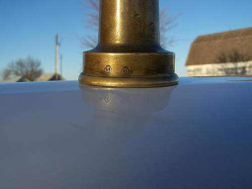 SS Marked Fire Nozzle