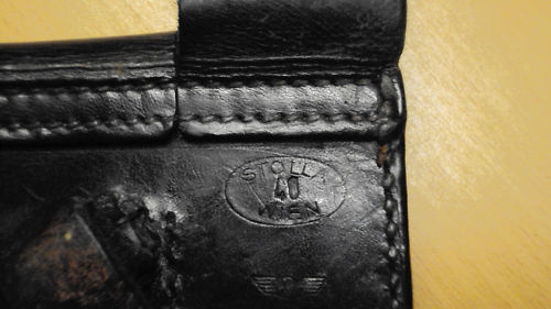 MP38 40 leather pouches