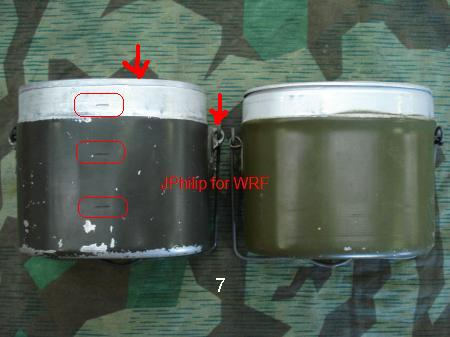The M31 Messkit and Wartime Variants